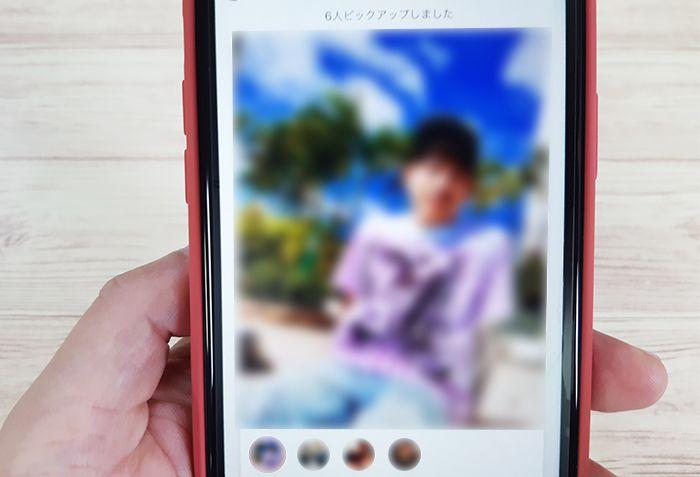 ラビットの男性プロフィール写真